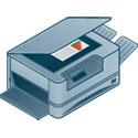 Printer, Scanner & Fax/Copier