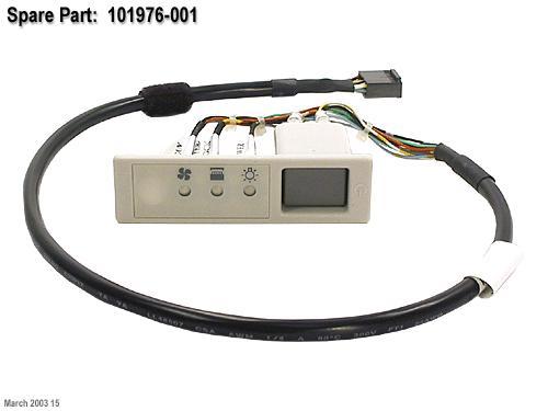 SPS-SWITCH,POWER W/LED