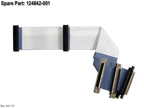 SPS-CABLE;FAST/WIDE SCSI