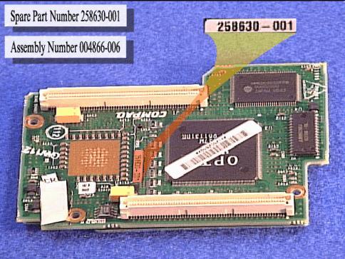 586/133MHz processor board