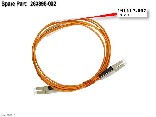 SPS-CA;OPTICAL;LC-LC;2M