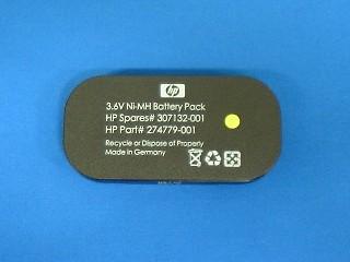 SPS-BTRY;NIMH;3.6V;500MAH