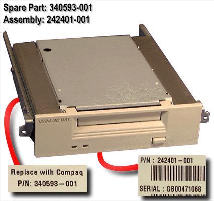 SPS-DRV;DAT;12/24GB