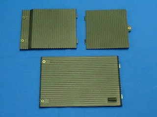 Plastics kit - Contains mini PCI compartment