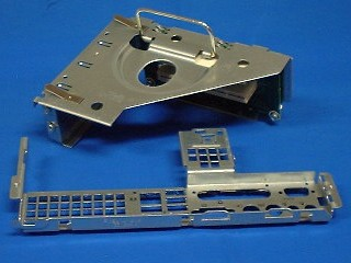Riser board assembly - Includes expansion/riser