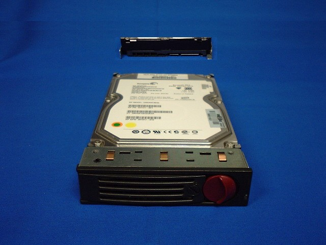 HP 500GB 7.2K RPM SATA HOT PLUG DR