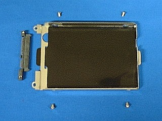 Hard drive hardware kit - Includes brackets
