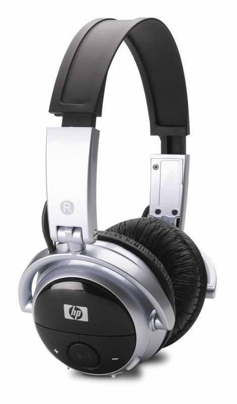 HP Bluetooth mobile audio headphone-pendant