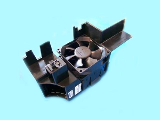 Memory module fan kit