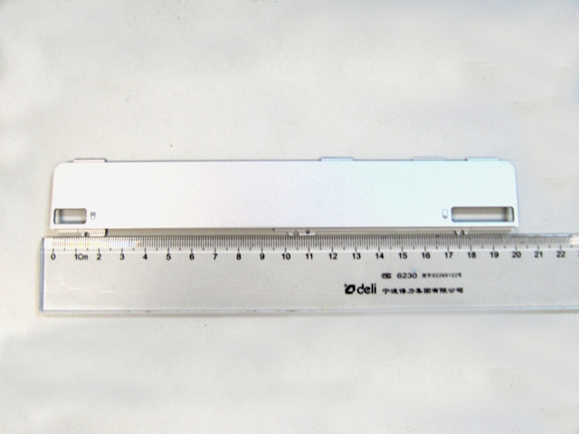 Hardware plastics kit - Contains one memory