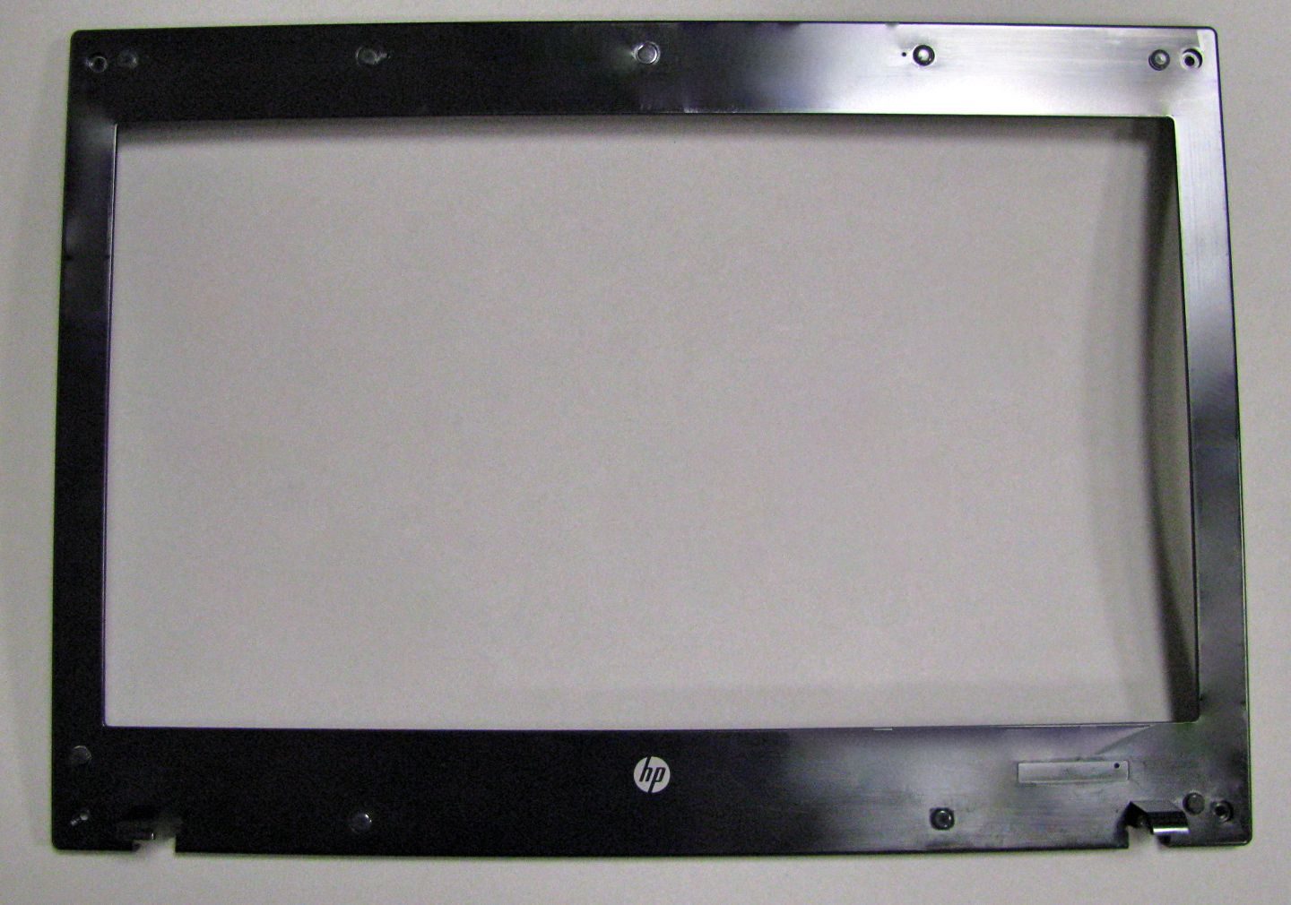 Display bezel - For use only on