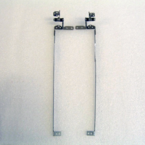 LCD panel mounting hinges (left/right) - For
