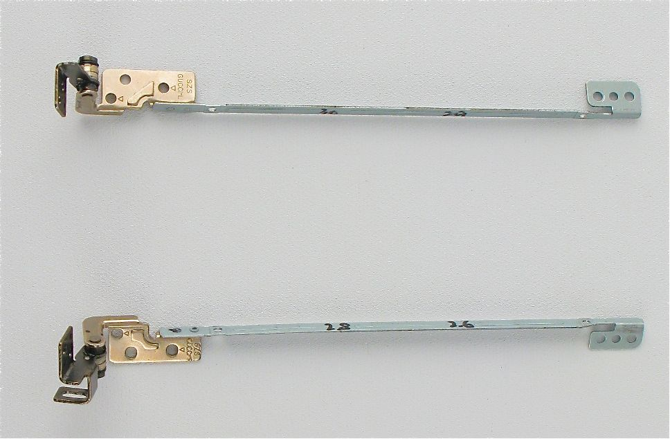 Display hinge kit - Contains left and