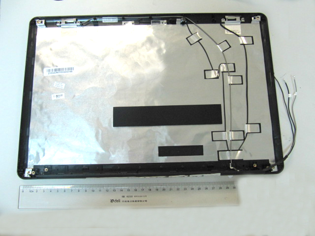 HP LCD PANEL BACK COVER ASSEMBLY