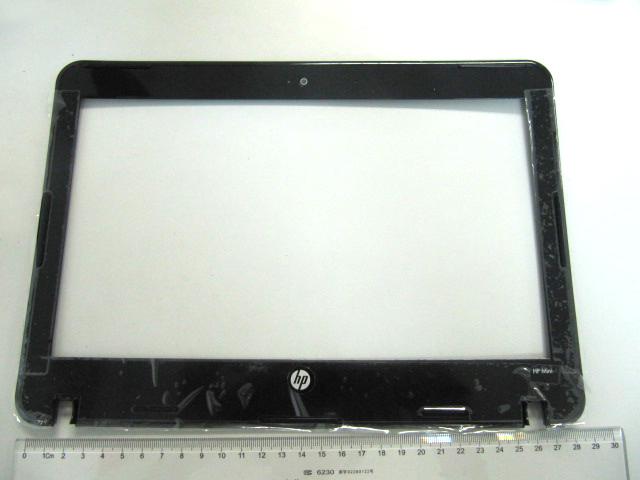 LCD panel bezel assembly (Black)