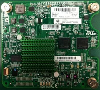 HP PCIE X8 DUAL PORT 10 GBE ADPTR