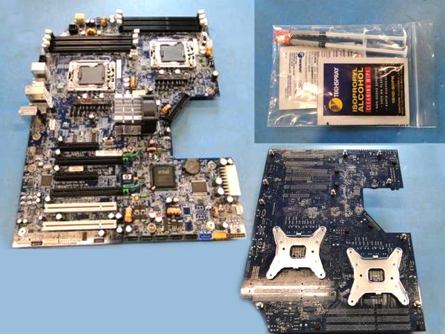 System board (motherboard) - Intel Tylersburg-WS