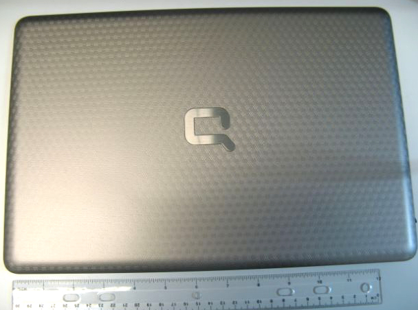LCD panel back cover assembly