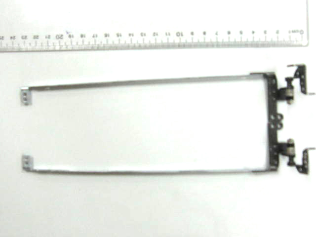 LCD panel support bracket