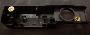 SPS - Bezel Plastic Lt Frnt Pwr N1/2
