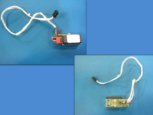 Solenoid lock assembly - Includes lock, switch,