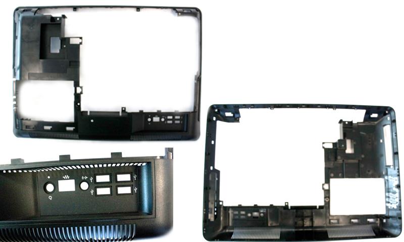 Mini rear cover (door) assembly