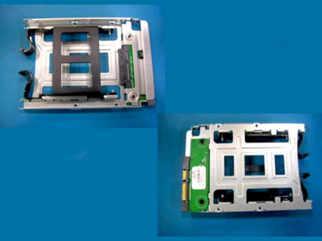 Hard drive carrier assembly - For 2.5-inch