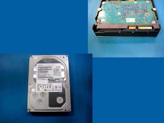 3TB SATA-3 6Gb hard drive - 7,200