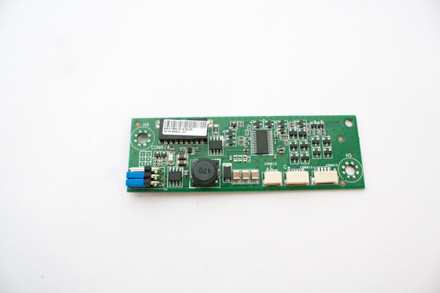 Display panel power converter board - For