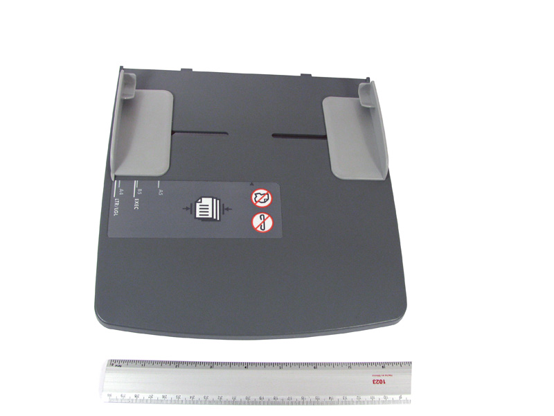 ADF input paper tray assembly - Holds
