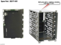 Drive Cage with SCSI Simplex Board