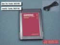 PCMCIA fax/modem PC card - 14.4Kbps