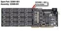 Digital Modem adapter board, 16-port