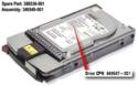 SPS-DRV;HTPLG 9GB 10K WU2 SCA