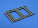 PC card slot filler panel/bezel (Dummy PC card)