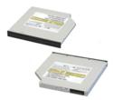 4X Blu-ray Disc reader/Supermulti Slimslot DVD-ROM