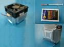Processor heat sink assembly - Includes fan,