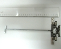 LCD panel hinge kit - Includes left
