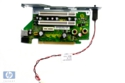 Powered PCIe to PCIe riser card, 24VDC\nPowered
