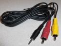 HP Audio Video Cable