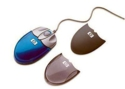 HP USB Optical Travel Mouse - Two