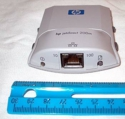 JetDirect 200m print server/Internet connector -